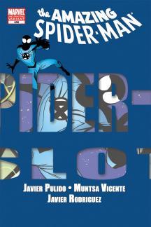 Amazing Spider-Man (1999) #658 (2nd Printing Variant)