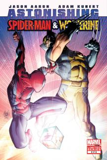 Astonishing Spider-Man/Wolverine (2010) #3