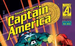 Captain America (1968) #449 Cover