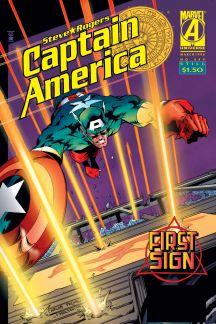 Captain America #449
