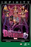 FEARLESS DEFENDERS 10 (NOW, INF, WITH DIGITAL CODE)