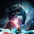 The Thanos Imperative #1 cover by Aleksi Briclot