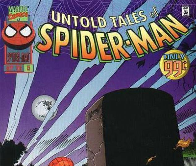 Untold Tales of Spider-Man #13 cover