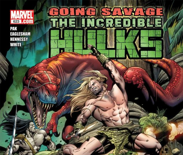 Incredible Hulks (2009) #623