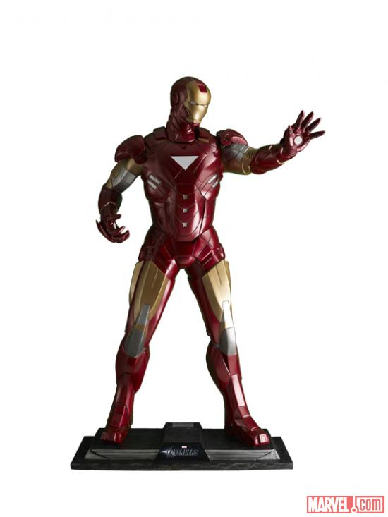Marvel's The Avengers Iron Man statue by Muckle Mannequins photo 7