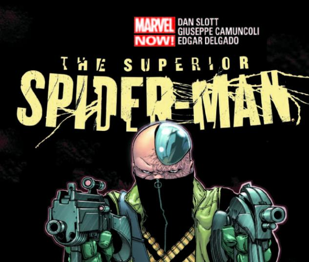 SUPERIOR SPIDER-MAN 4