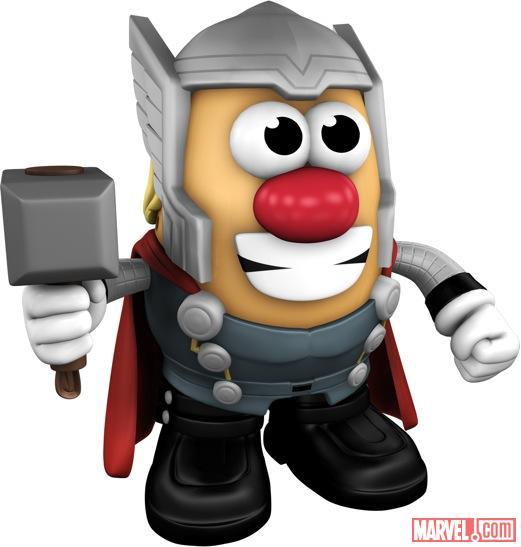 Тор-Картофельная Голова