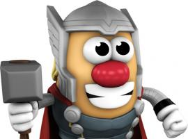 Thor Mr. Potato Head