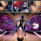 Nova (2013) #3 preview art by Ed McGuinness
