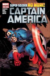Captain America #8 