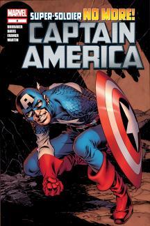 Captain America (2011) #8