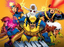 cartoons from the 90s - X-men