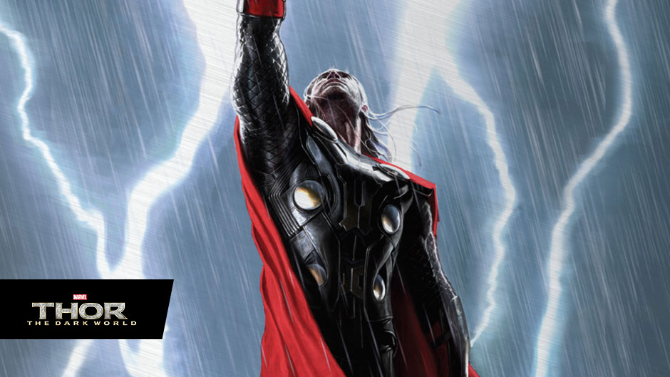 Marvel's Thor: The Dark World Metallic Variant