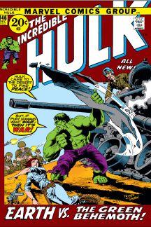 Incredible Hulk (1962) #146