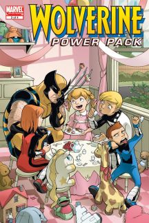 Wolverine and Power Pack #2