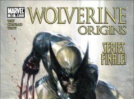 WOLVERINE ORIGINS #50 cover by Gabriele Dell'Otto