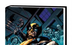 WOLVERINE: THE BEST THERE IS - CONTAGION PREMIERE HC