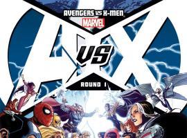Avengers VS X-Men (2012) #1