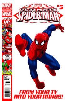 Marvel Universe Ultimate Spider-Man (2011) #5