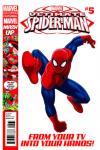 MARVEL UNIVERSE ULTIMATE SPIDER-MAN 5
