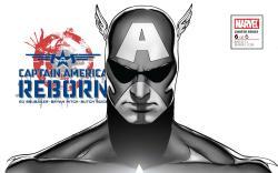 Captain America: Reborn (2009) #6
