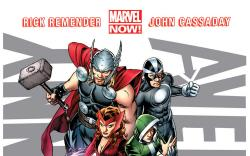 Uncanny Avengers 2012 #1