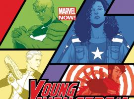 Young Avengers 2013 Cover #1