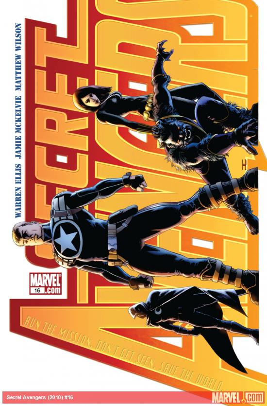 Secret Avengers (2010) #16