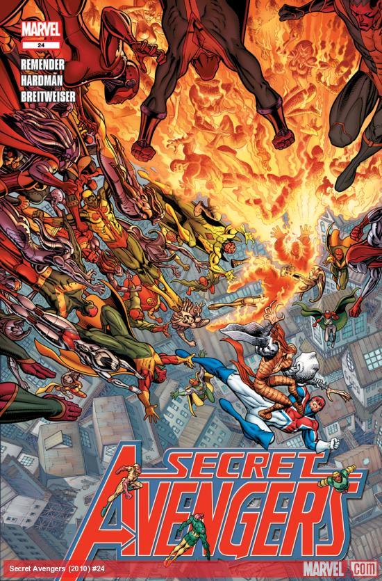 Secret Avengers (2010) #24
