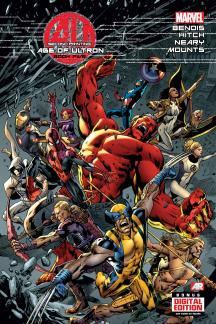 Age of Ultron #5  (2nd Printing Variant)