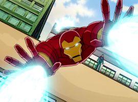 Marvel's Avengers Assemble Preview Clip