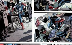 First Look: Captain America &amp; Bucky #624