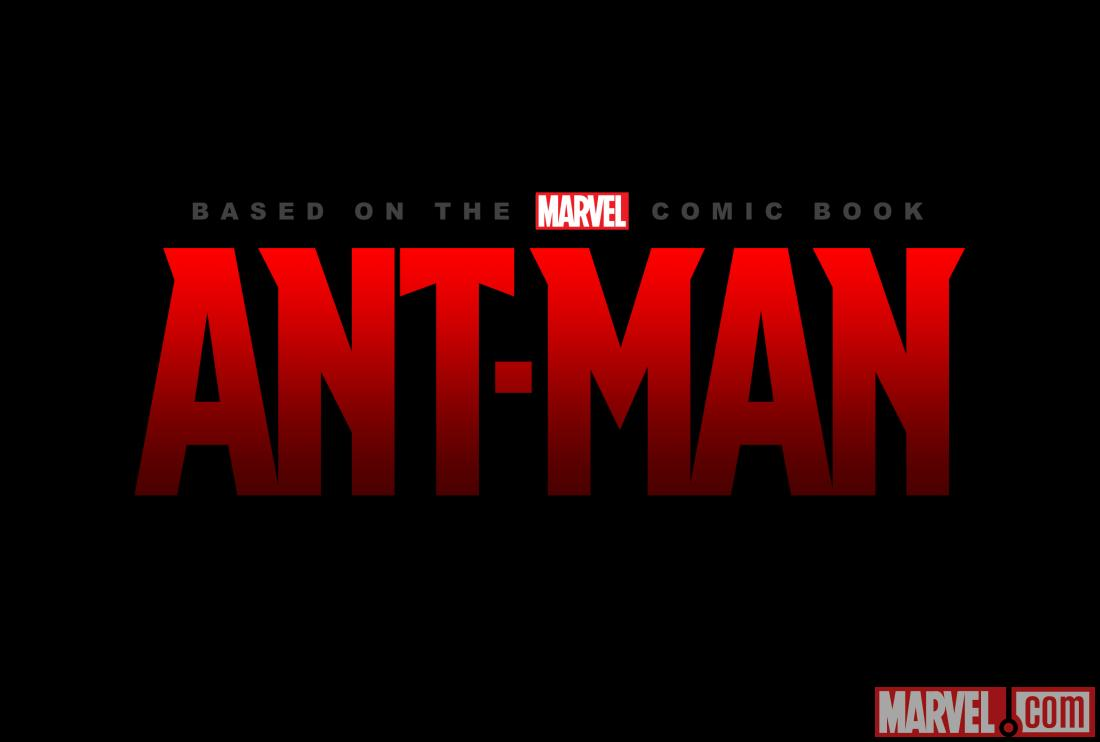 Ant-Man official logo