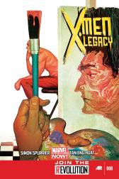 X-Men Legacy #8 