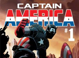 Captain America 2012 Cover #1
