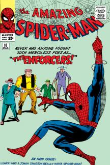 Amazing Spider-Man (1963) #10