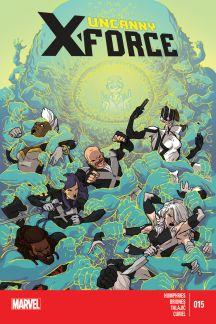 Uncanny X-Force #15