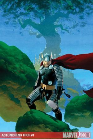 Astonishing Thor (2010) thumbnail