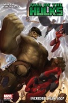 Incredible Hulks (2009) #607 (MCGUINNESS VARIANT)