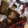 Incredible Hulks (2009) #607, MCGUINNESS VARIANT