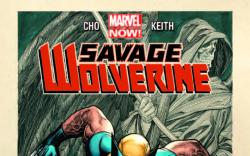 SAVAGE WOLVERINE 3 (NOW, WITH DIGITAL CODE)