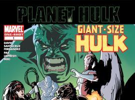 Incredible Hulk: The End (1969) #1