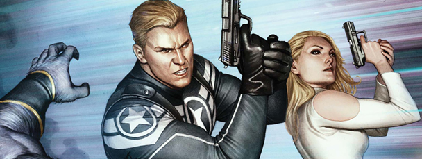Nick Spencer Joins the Secret Avengers