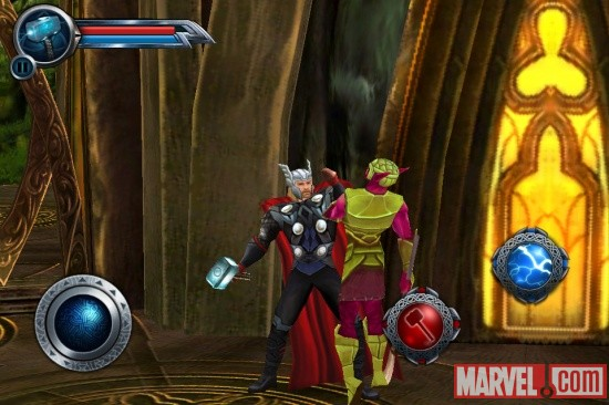 Download Thor: Son of Asgard and Save!