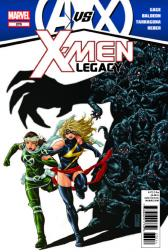 X-Men Legacy #270 
