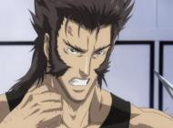 Wolverine Anime DVD Clip