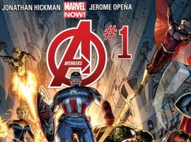 First Look: Avengers