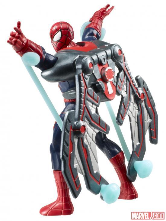 Фигурки персонажей Marvel от Hasbro в 2013 году