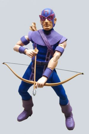 Captain Action - Hawkeye