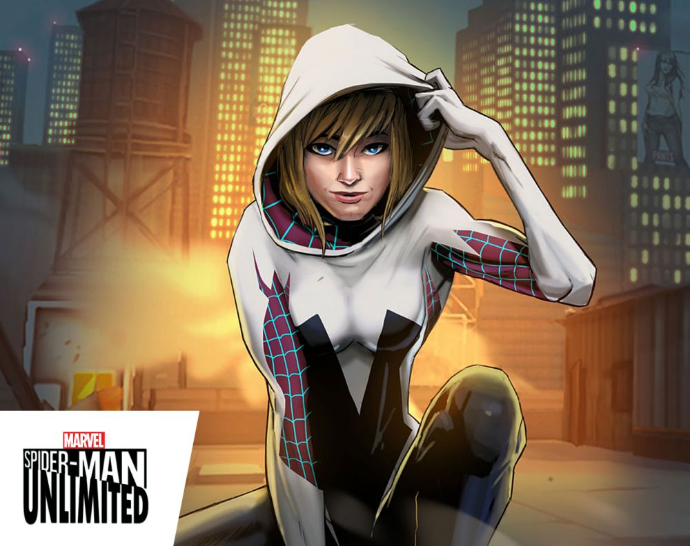 Spider-Man Unlimited's First Major Update